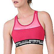 Womens Soybu Optima Sports Bras - Pink XS