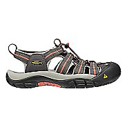 Womens Keen Newport H2 Sandals Shoe - Black/Rose 9.5