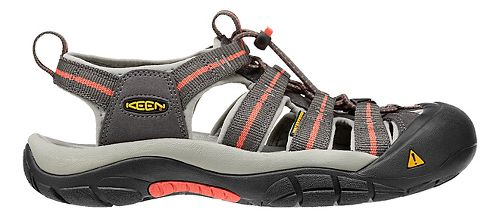 Womens Keen Newport H2 Sandals Shoe - Magnet/Coral 7.5