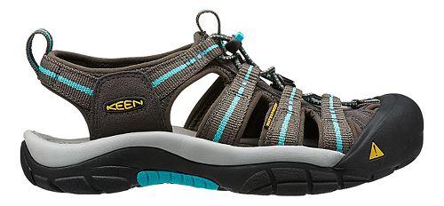 Womens Keen Newport H2 Sandals Shoe - Raven/Capri 7