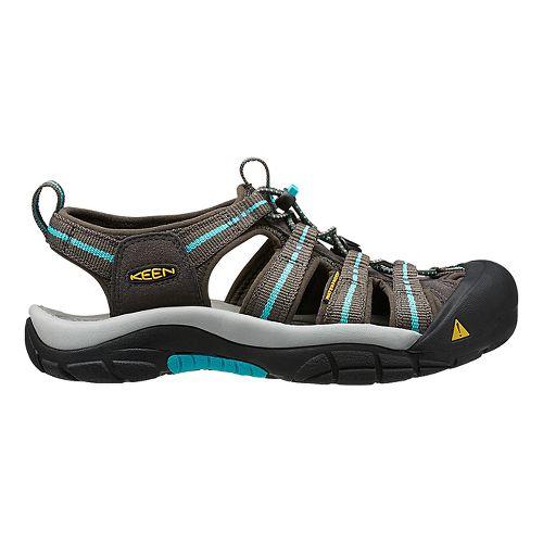 Womens Keen Newport H2 Sandals Shoe - Raven/Capri 8.5