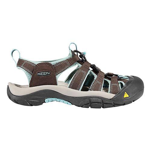 Womens Keen Newport H2 Sandals Shoe - Slate/Canton 5.5