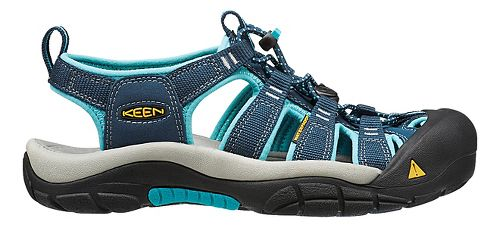 Womens Keen Newport H2 Sandals Shoe - Poseidon/Capri 8.5