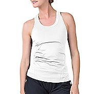 Womens Soybu Resistance Sleeveless & Tank Technical Tops - White L