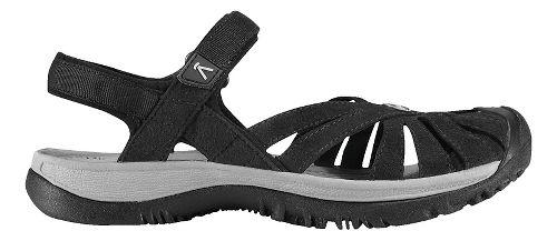 Womens Keen Rose Sandals Shoe - Black 10.5