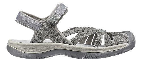 Womens Keen Rose Sandal Sandals Shoe - Gargoyle 8