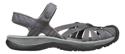 Womens Keen Rose Sandals Shoe - Grey 5