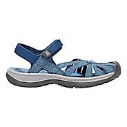 Womens Keen Rose Sandal Sandals Shoe - Blue 7