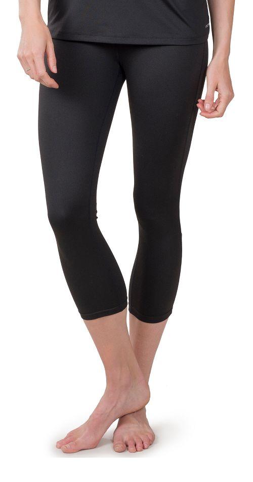 Womens Soybu Steel Core Capris Pants - Supernova XXL