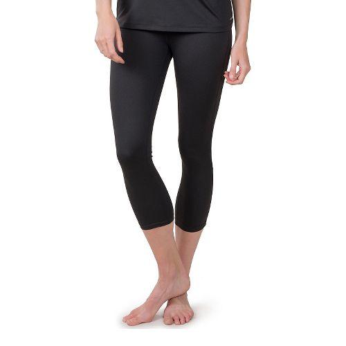 Womens Soybu Steel Core Capris Pants - Supernova XL