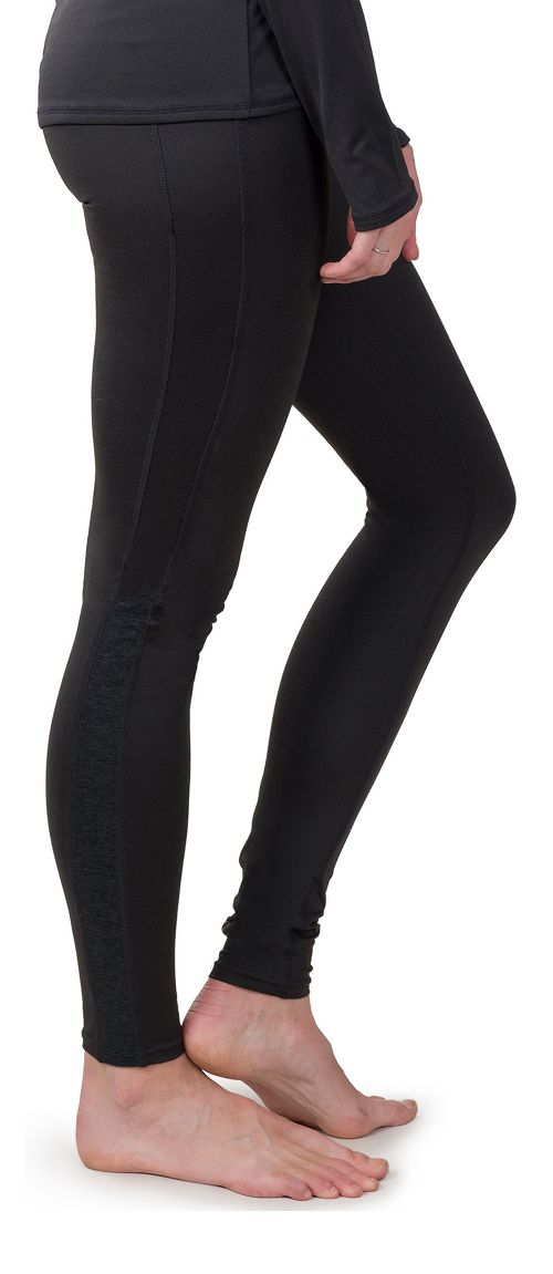 Womens Soybu Steel Core Tights & Leggings Pants - Black XL