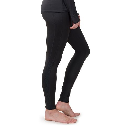 Womens Soybu Steel Core Tights & Leggings Pants - Black XXL