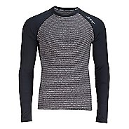Mens Zoot Liquid Core Long Sleeve Technical Tops