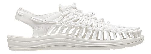 Mens Keen Uneek Casual Shoe - Star White 10