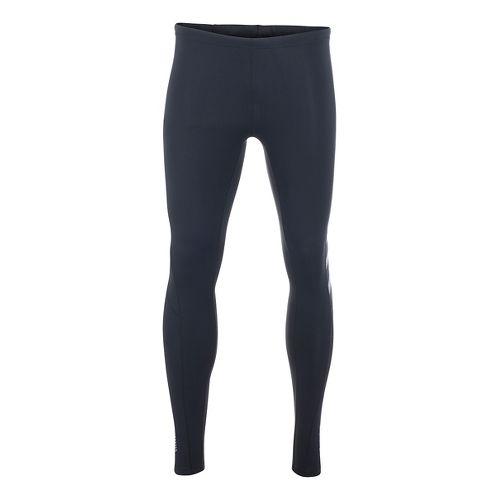 Mens Zoot Twin Fin Tights & Leggings Pants - Black XS