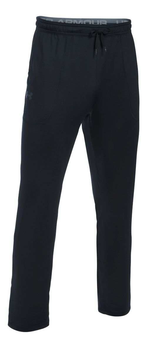 Mens Under Armour Lounge Pants - Black XXL