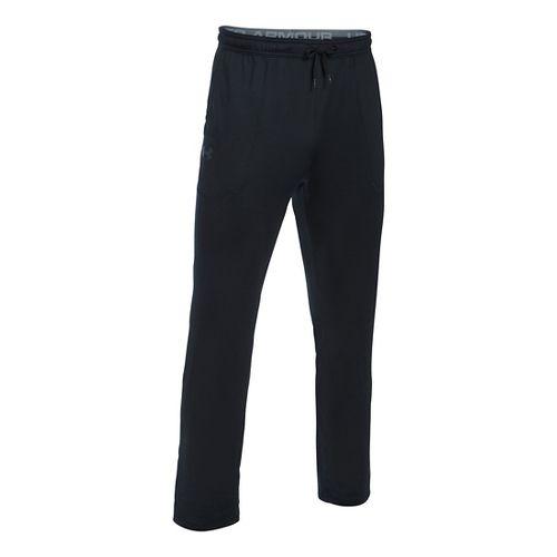 Mens Under Armour Lounge Pants - Black XXL