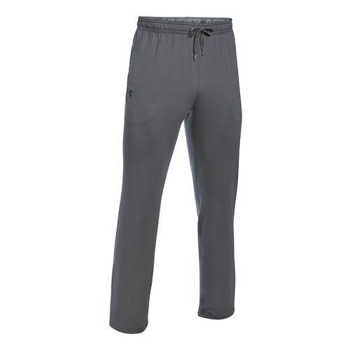 Mens Under Armour Lounge Pants - Graphite S