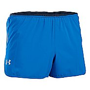 Mens Under Armour Performance Split Lined Shorts