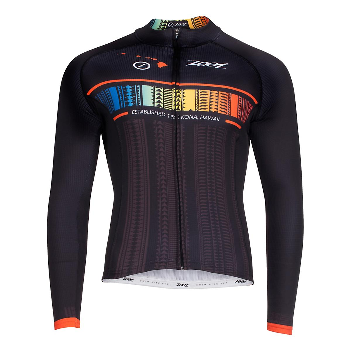 Men's Zoot�Cycle Ali'i Thermo Long Sleeve