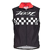 Mens Zoot Cycle Cali Wind Vests Jackets