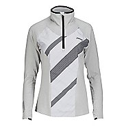 Womens Zoot Dawn Patrol 1/2 Zip Long Sleeve Technical Tops