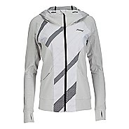 Womens Zoot Dawn Patrol Full Zip Hoodie Rain Jackets