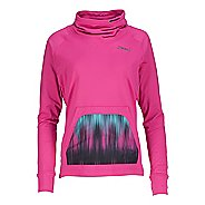 Womens Zoot Dawn Patrol Pull Over Long Sleeve Technical Tops