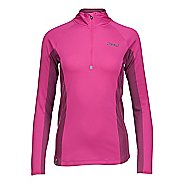 Womens Zoot Ocean Side 1/2 Zip Long Sleeve Technical Tops