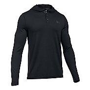 Mens Under Armour Lounge Hoodie & Sweatshirts Technical Tops