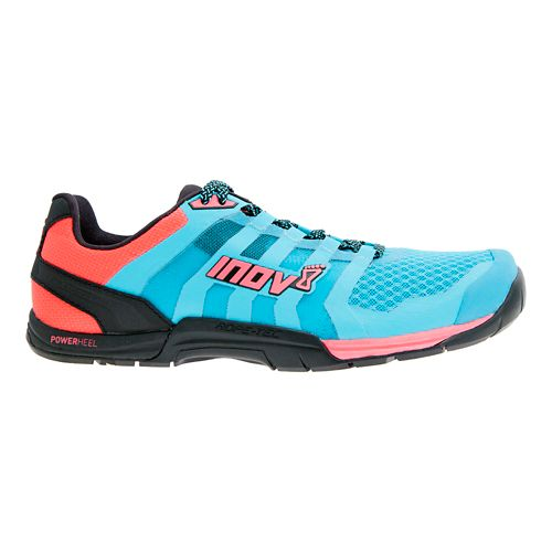 Womens Inov-8 F-Lite 235 v2 Cross Training Shoe - Blue/Pink 6.5