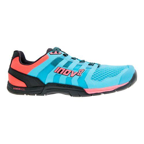 Womens Inov-8 F-Lite 235 v2 Cross Training Shoe - Blue/Pink 8