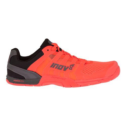 Womens Inov-8 F-Lite 235 v2 Cross Training Shoe - Coral/Black 10.5