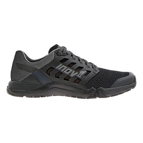 Mens Inov-8 All Train 215 Cross Training Shoe - Black/Grey 12.5