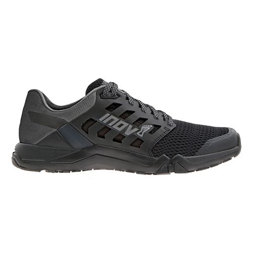 Womens Inov-8 All Train 215 Cross Training Shoe - Black/Grey 7.5