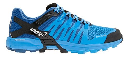 Mens Inov-8 Roclite 305 Trail Running Shoe - Blue/Black 10.5