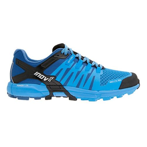 Mens Inov-8 Roclite 305 Trail Running Shoe - Blue/Black 10