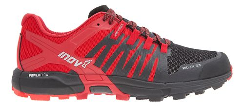 Mens Inov-8 Roclite 305 Trail Running Shoe - Red/Black 12