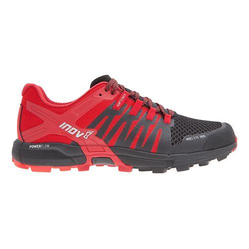 Mens Inov-8 Roclite 305 Trail Running Shoe - Red/Black 9.5