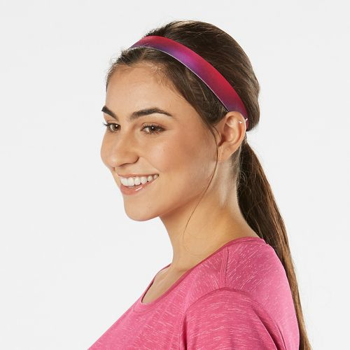 Womens R-Gear Hold It Reversible Headband 3 pack Headwear - Vivid Orchid Multi