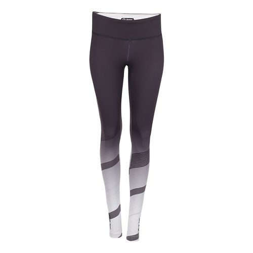 Womens Zoot Keep It Tights & Leggings Pants - Black/Pipeline L