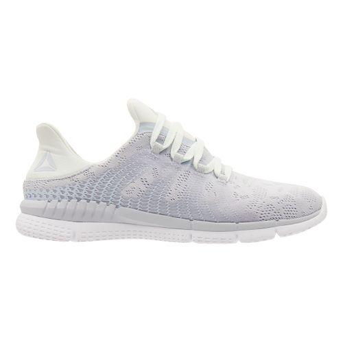 Womens Reebok ZPrint HER MTM Running Shoe - Grey/White 10