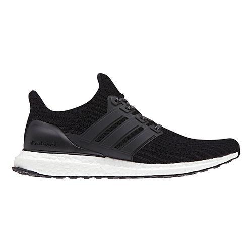 Mens adidas Ultra Boost Running Shoe - Black 9.5
