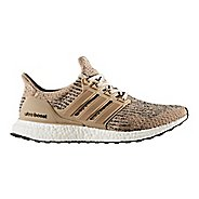 Mens adidas Ultra Boost Running Shoe - Khaki/Brown 9.5