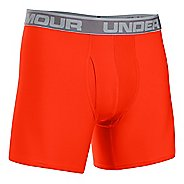 "Mens Under Armour O Series 6"" Boxerjock Boxer Brief Underwear Bottoms"