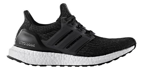 Womens adidas Ultra Boost Running Shoe - Black/Black 10