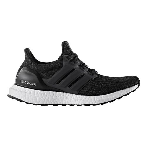 Womens adidas Ultra Boost Running Shoe - Black/Black 7