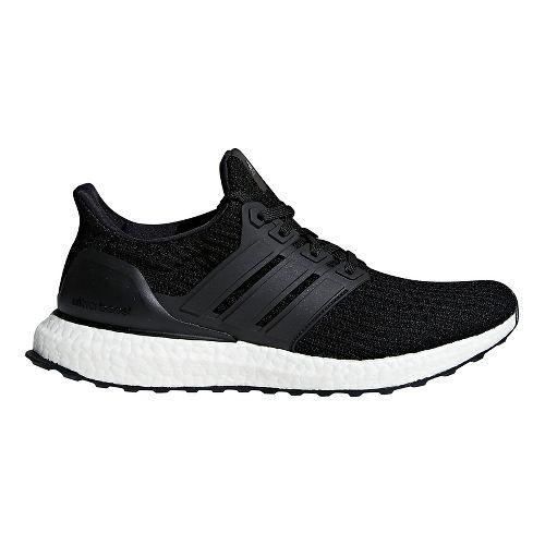 Womens adidas Ultra Boost Running Shoe - Black/Black 9.5