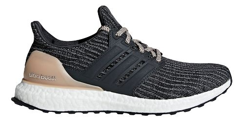 Womens adidas Ultra Boost Running Shoe - Grey/Pearl 10.5