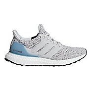 Womens adidas Ultra Boost Running Shoe - Grey/White 10.5